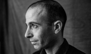 'An intellectual joy': Yuval Noah Harari. Photograph: Antonio Olmos for the Observer New Review