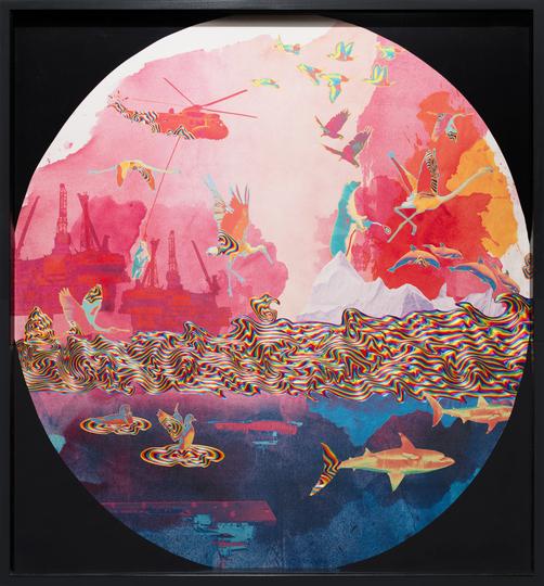 Jacky Tsai - Petrol Rainbow