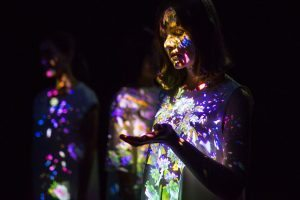 teamLab transcending boundries at PACE London
