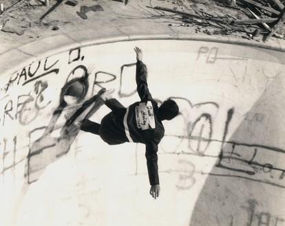 Herbie Skating The Pool 1963