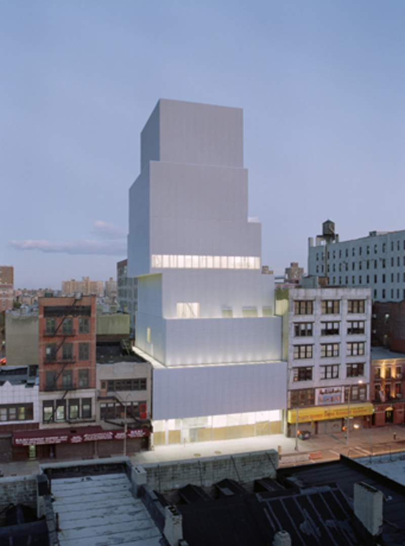 NEW MUSEUM TO LAUNCH AN INCUBATOR FOR ART, TECHNOLOGY, AND