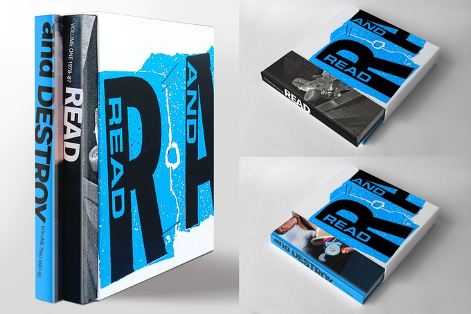 RaD book on Kickstarter