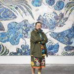 portrait of Takashi Murakami as: Photo: Claire Dorn. Courtesy Gagosian.FAD magazine