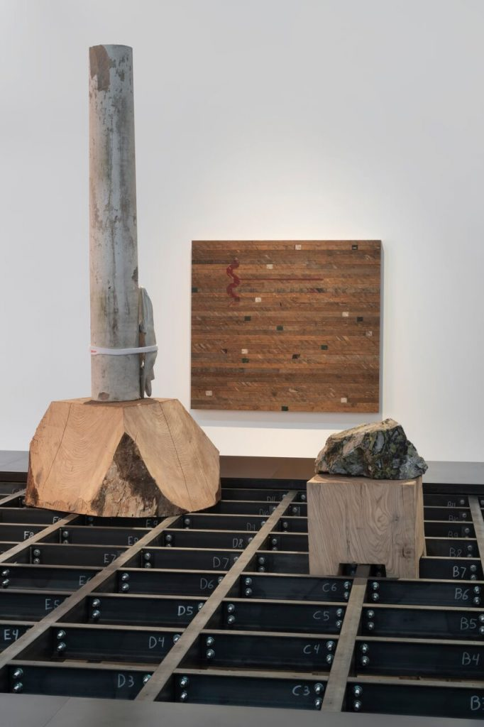 Install shot Theaster Gates