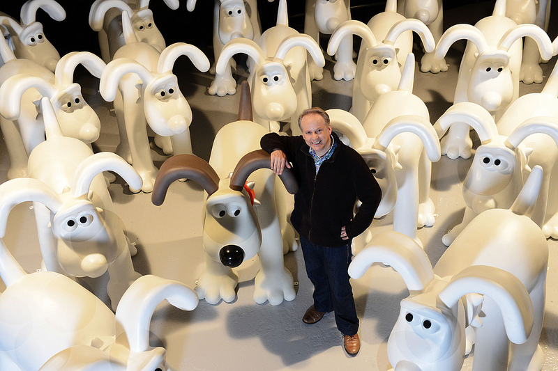 8223846990 f71c6a5f1b c Incredible artists to be involved in Gromit Unleashed!