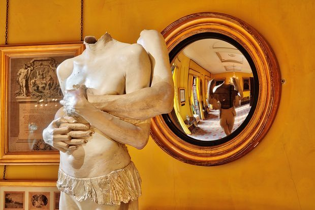 'Tremendously tasteful but fundamentally flawed': Breathe by Marc Quinn at Sir John Soane's Museum, London. Photograph: Courtesy Marc Quinn Studio