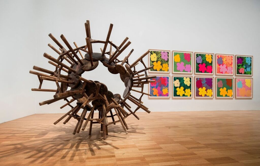 Andy Warhol | Ai Weiwei NGV International, Melbourne, Australia
