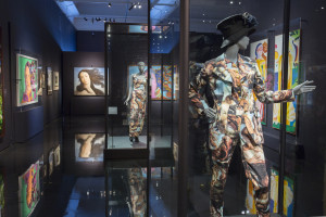 Installation view of Botticelli Reimagined At the V&A, 5 March - 3 July 2016 (c) Victoria and Albert Museum, London Special terms: None