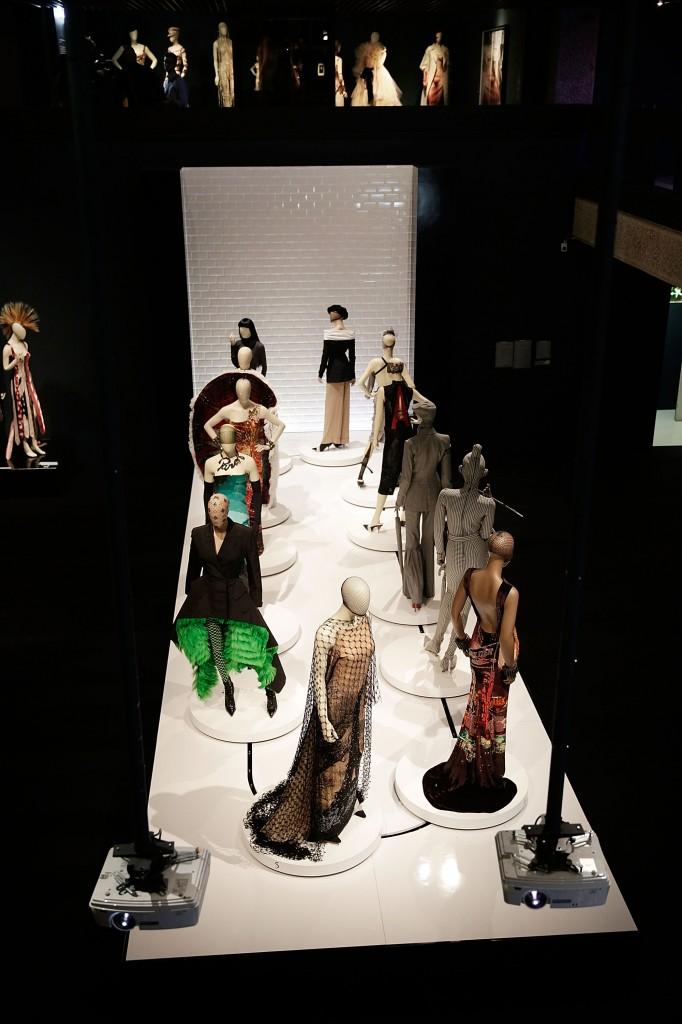 Jean Paul Gaultier Installation