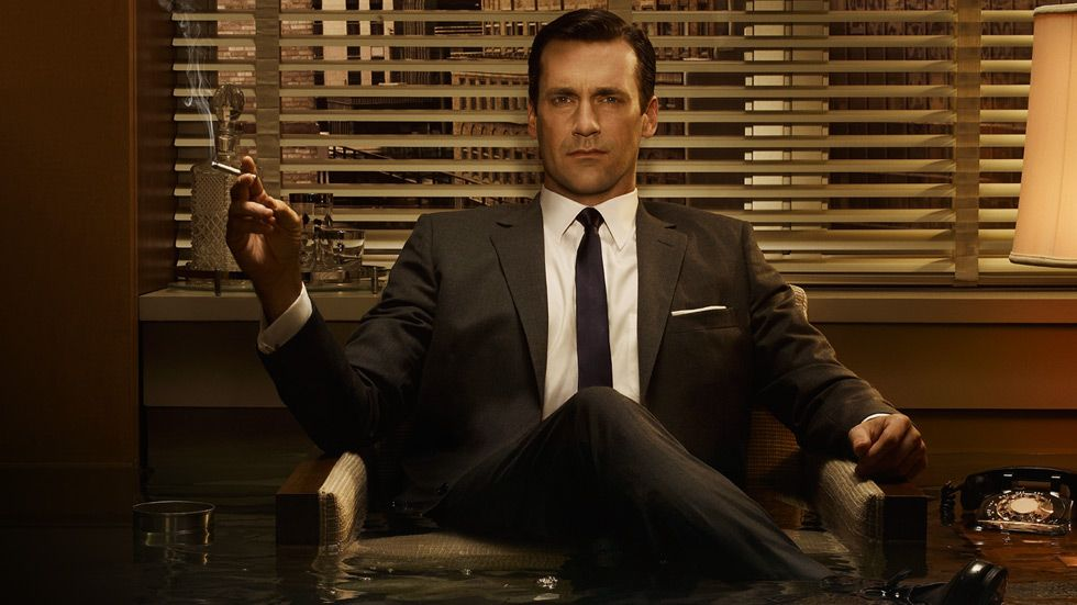 Mad Men at Mosueum of Moving Image