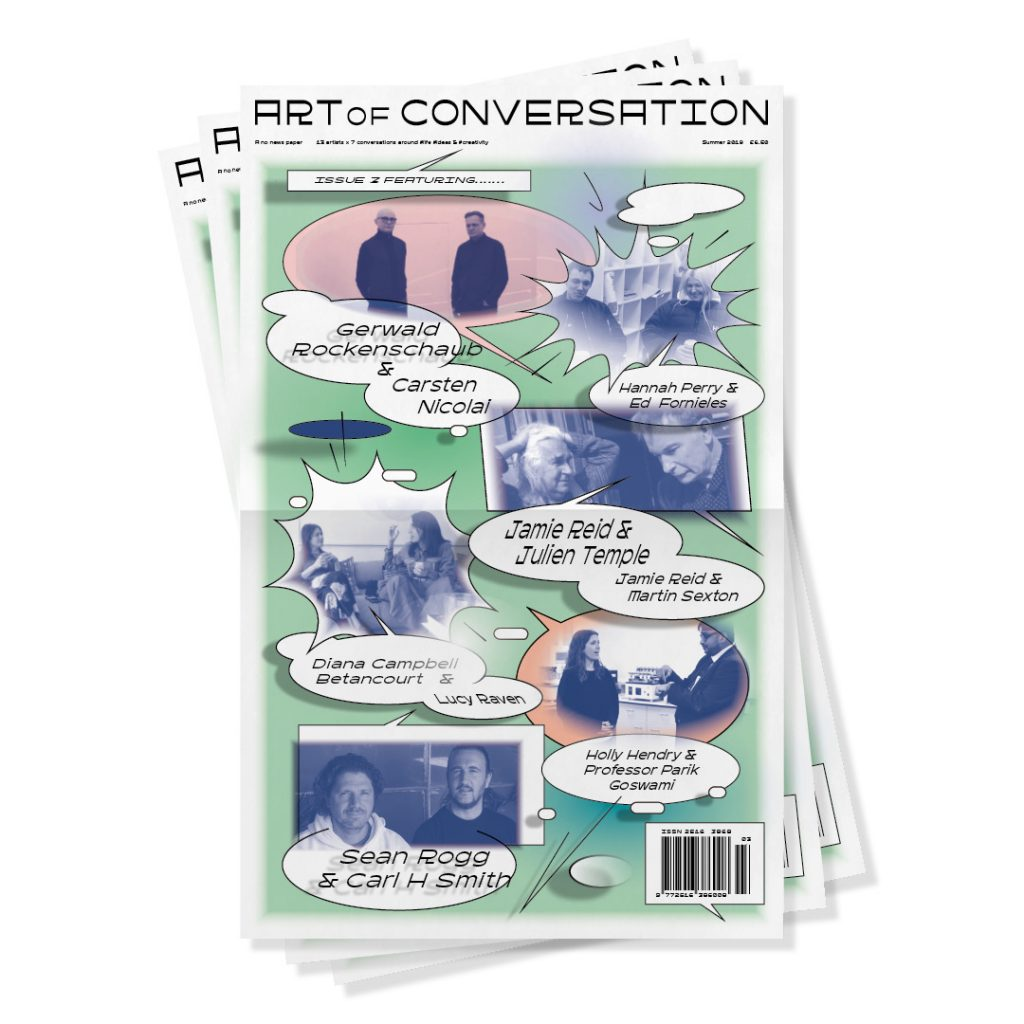 Art of Conversation 3