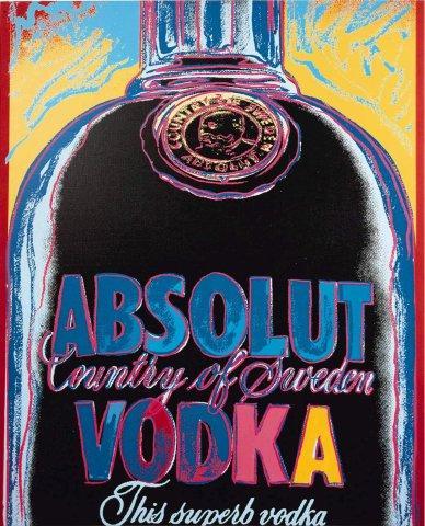 Absolut Andy Warhol - Original Design
