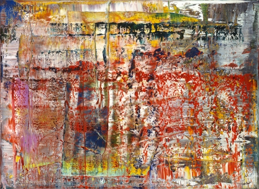 Abstract Painting 724-4 richter