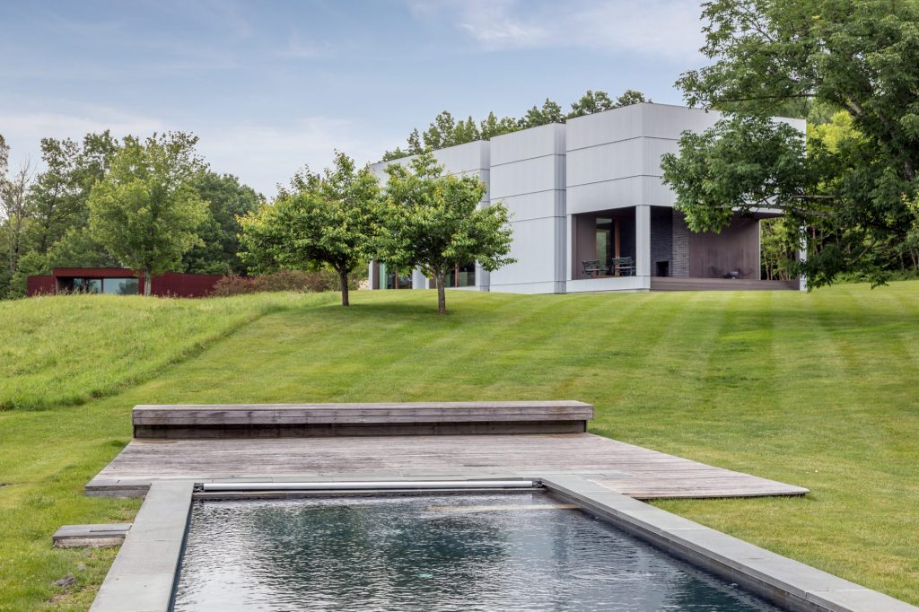 Ai Weiwei desgned residence in upstate New York on sale for $5.25 million