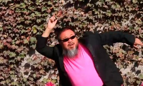 Ai Weiwei's Grass Mud Horse Style parody of Psy's Gangnam Style.