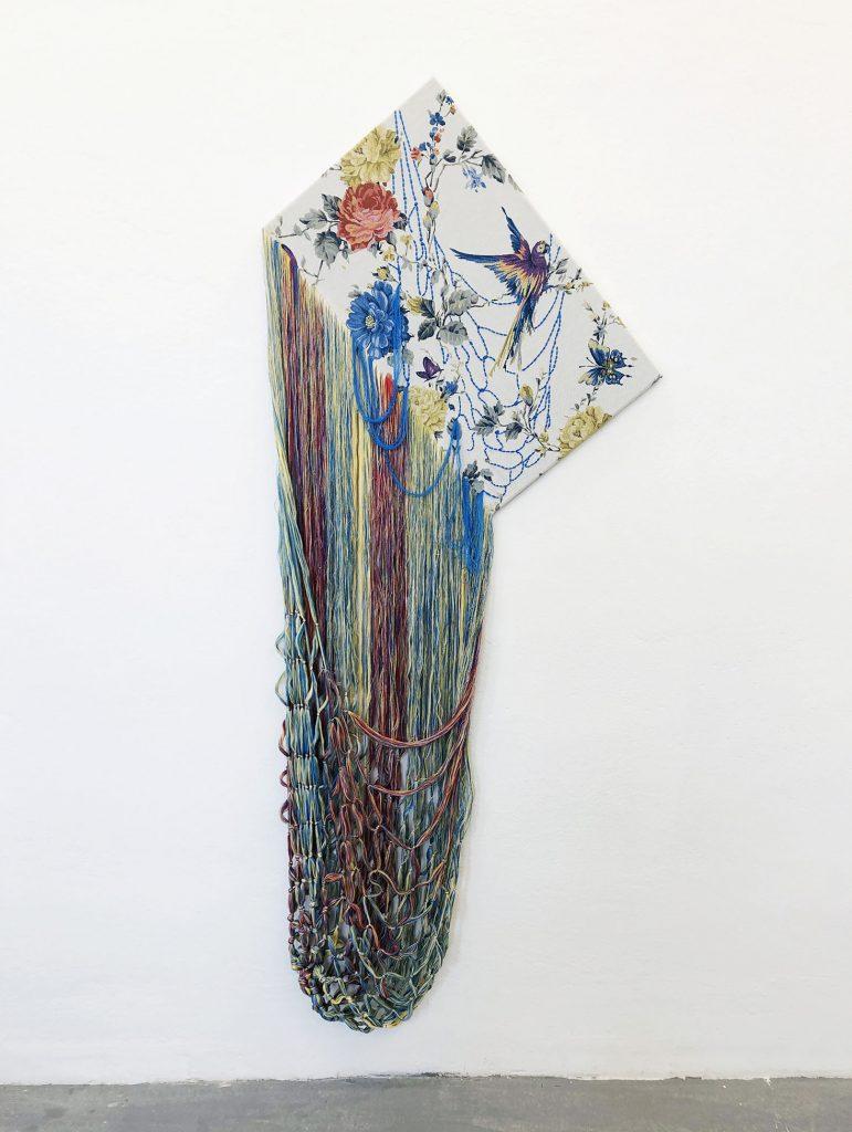 Aiko Tezuka 'Mutterkuchen – 04 (Circulation)', 2019