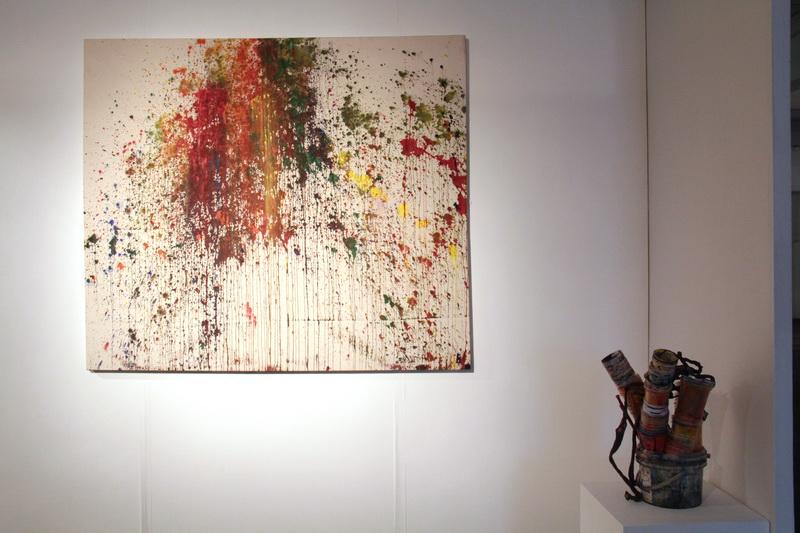 Alex Dodgson, Leeds College of Art