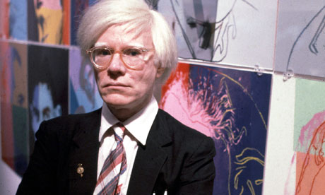 Smarties with Andy Warhol