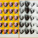 Andy Warhol (12 Mar – 6 Sep 2020, Tate Modern) Image: Andy Warhol Marilyn Diptych 1962 Tate. © 2019 The Andy Warhol Foundation for the Visual Arts, Inc. / Artists Right Society (ARS), New York and DACS, London