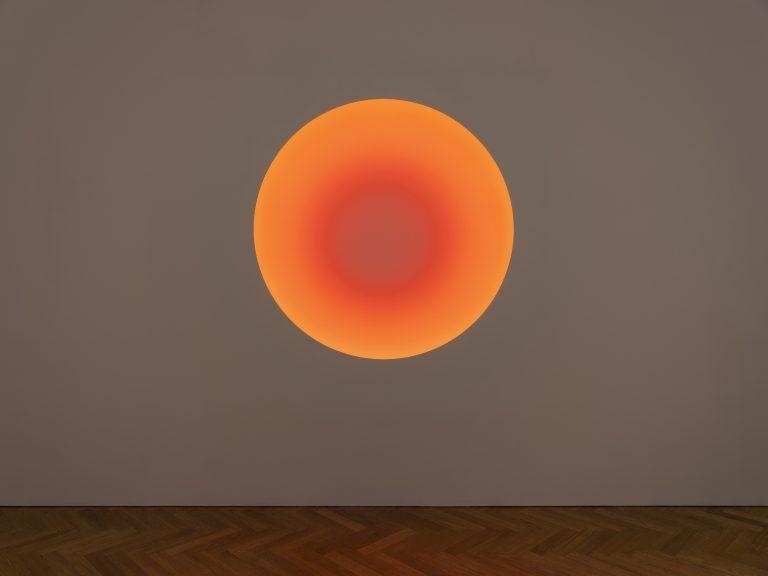James Turrell, Aquarius, Medium Circle Glass, 2019 © James Turrell, courtesy Pace Gallery