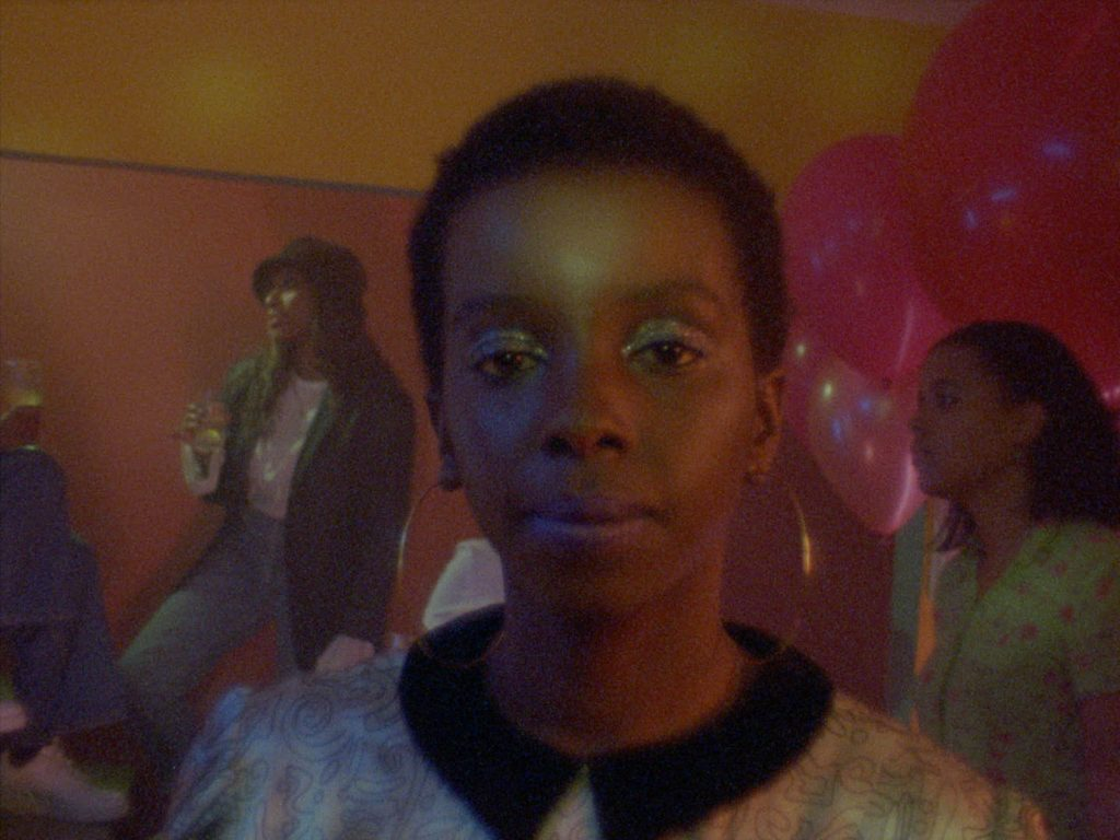 Ayo Akingbade, still from Dear Babylon, 2019. 16mm and HD video, colour, sound. 21 minutes