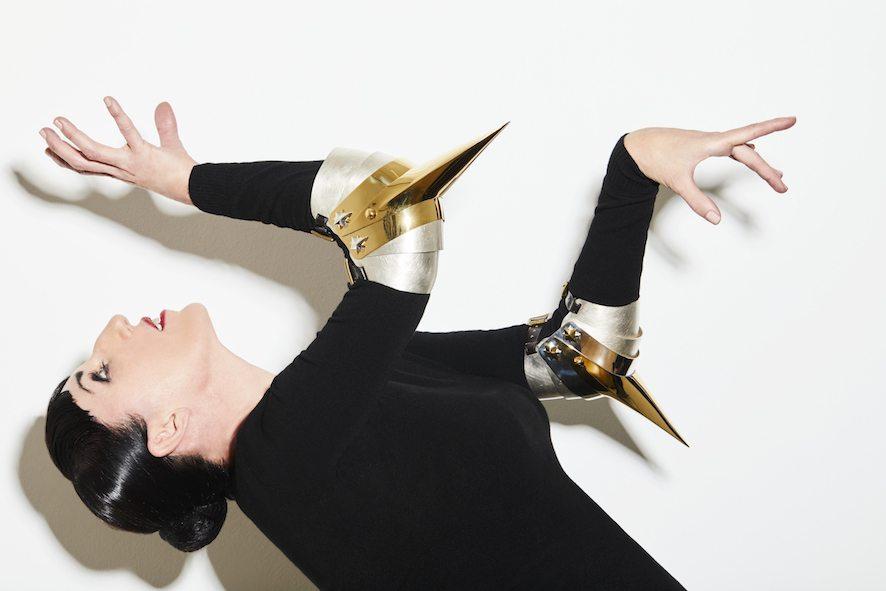 Rossy de Palma for Portable art Project