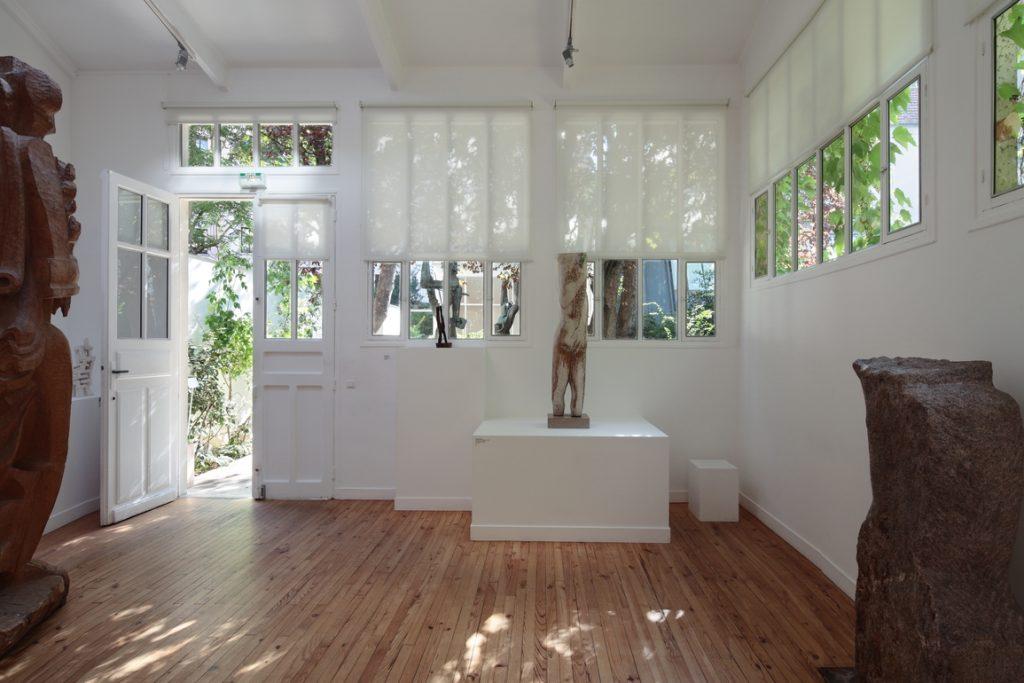 BD_Atelier du jardin_Zadkine_ copyright B Fougeirol_ADAGP Musee Zadkine_ 012 bf 2014