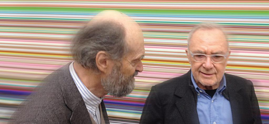 Gerhard Richter and Arvo Pärt