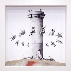 Banksy 'Walled Off Hotel Boxset'