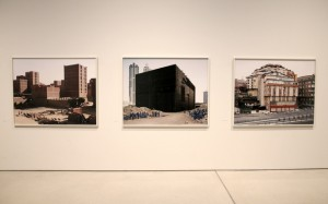 Constructing Worlds (installation image). Courtesy Barbican
