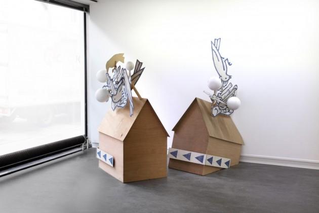 Benjamin Verdonck Vakantiehuisjes af56f GO SEE: oowendeseejntskommaartsjingin from Benjamin Verdonck at Tim Van Laere Gallery Antwerp