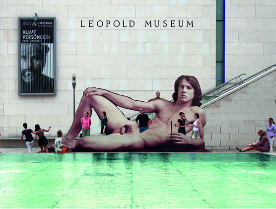 Bild 6 Get naked for Nude Men Exhibition at Leopold Museum Vienna
