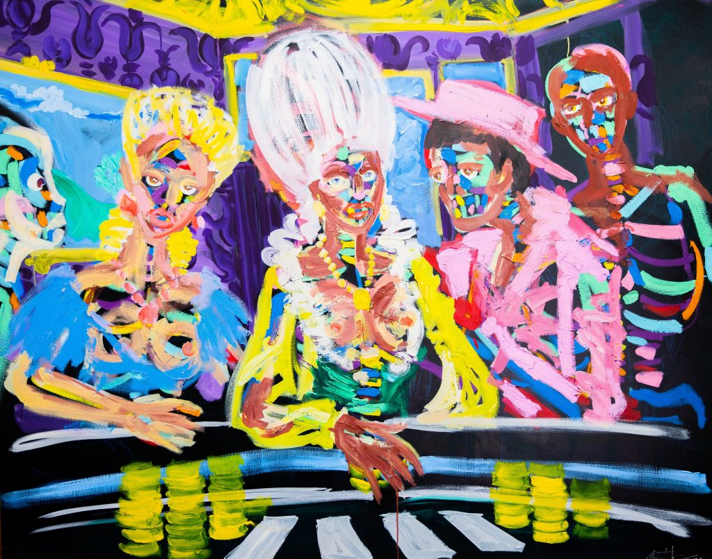 Bradley Theodore Poker Players - 2020