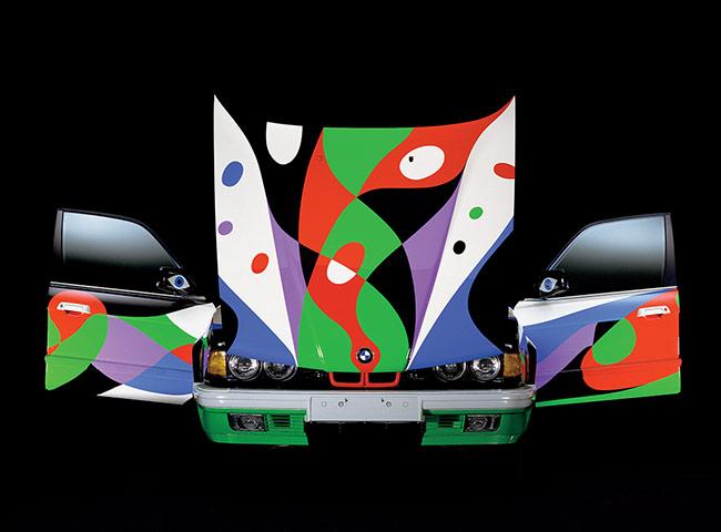César Manrique's BMW