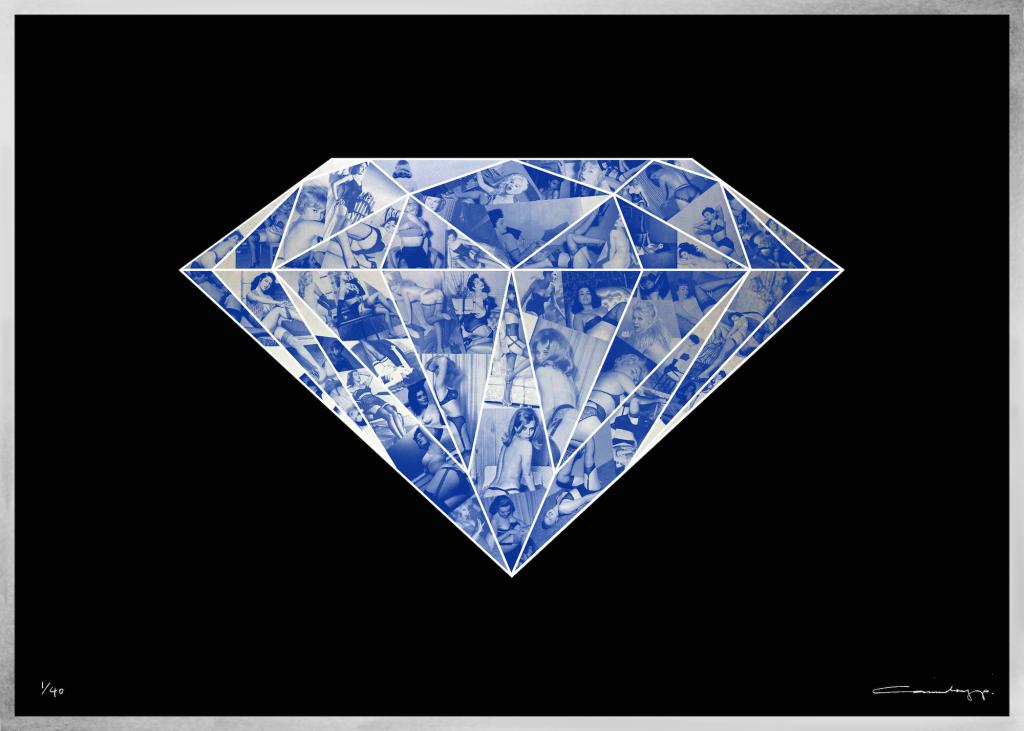 Cassandra Yap 'Diamonds are Forever'  Copyright the artist