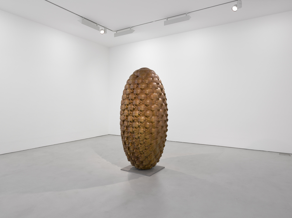 Tony Cragg, Installation view at Lisson Gallery (27 Bell Street), London, 1 October – 5 November 2016