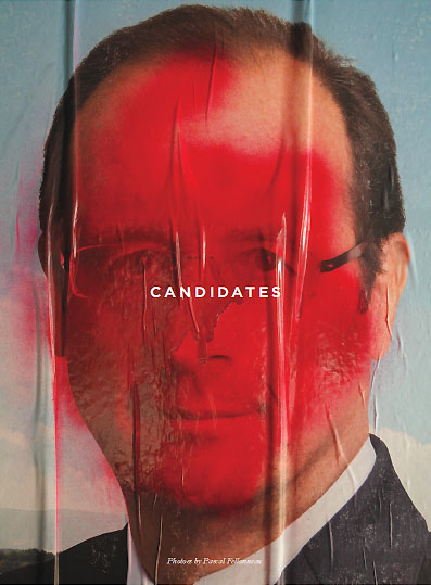 Cool Art Book: Candidates by Pascal Fellonneau