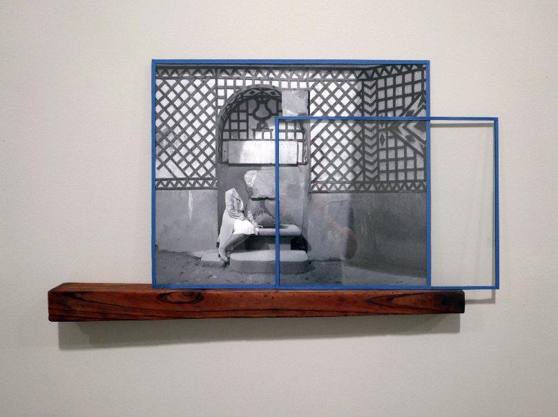 Carlos Carvalho Arte Contemporânea, Noé Sendas,…atura II, 2016