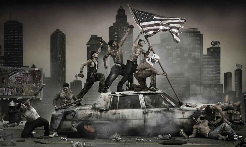 Chaos, Riot by Rancinan