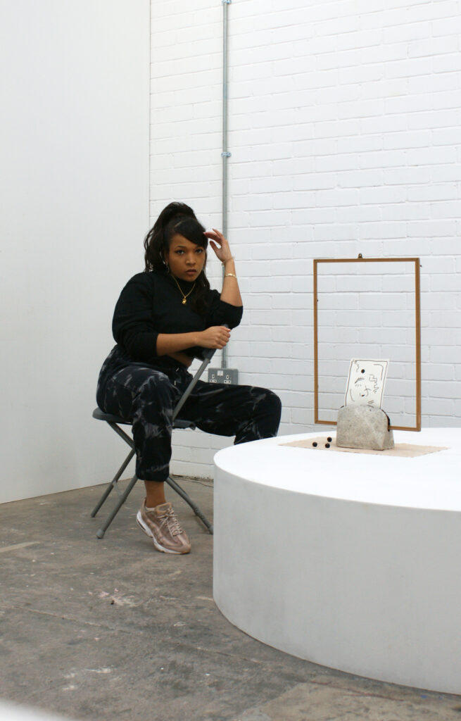 Courtenay-Welcome-in-her-studio.-Courtesy-of-the-artist-FAD-magazine-