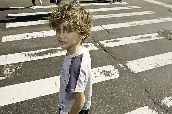 Crossing_The_Street_By_Himself_For_The_First_Time_20100