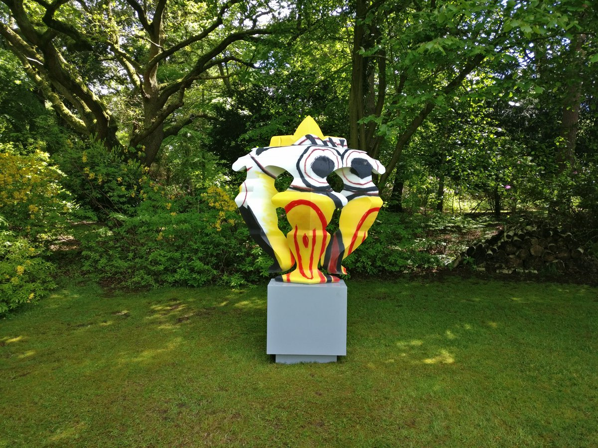 William Benington gallery has set up Contemporary Sculpture Fulmer, a sculpture park just West of London.