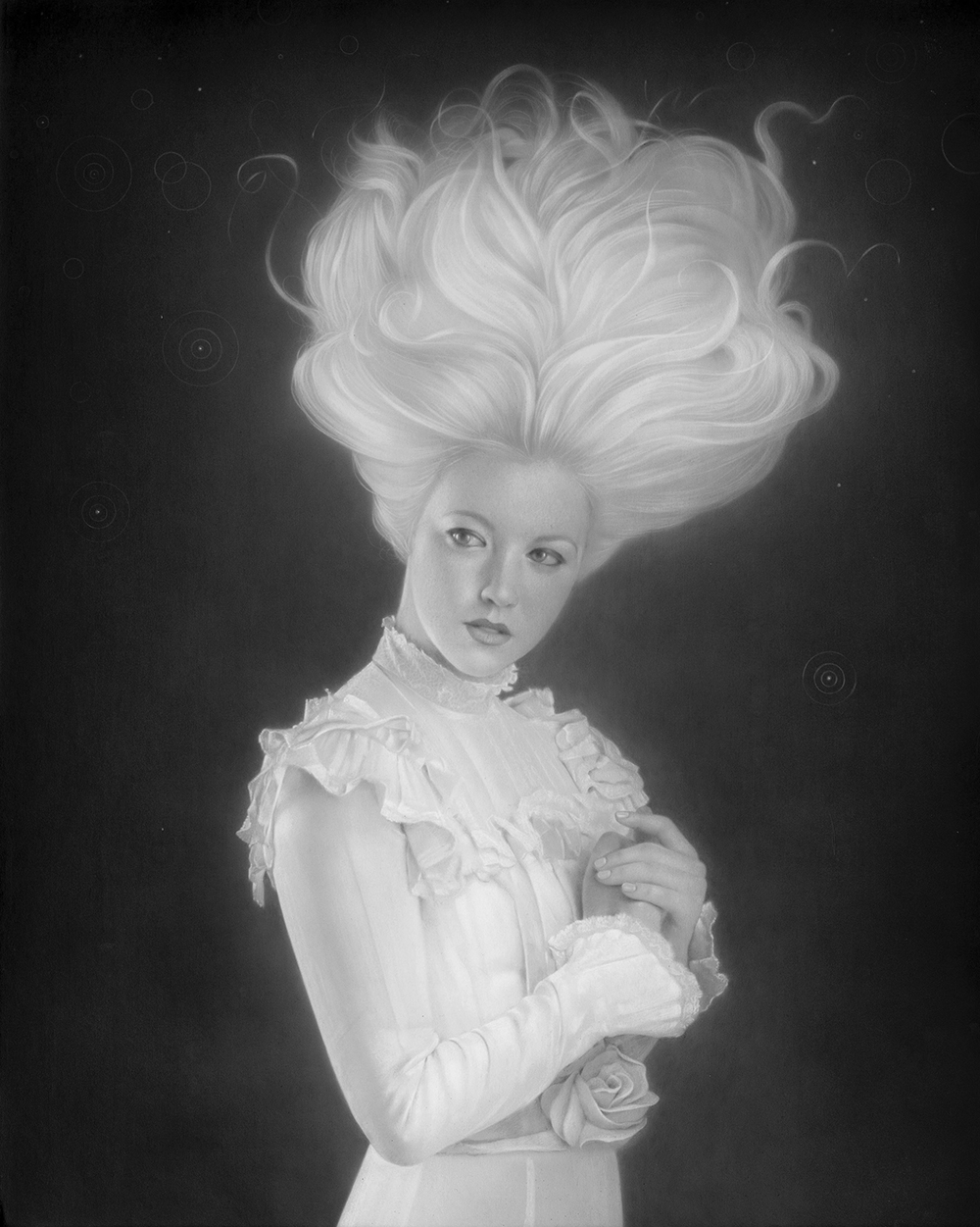 Travis Louie, 'Firefly', Copyright the artist, Courtesy Dorothy Circus Gallery FAD Magazine