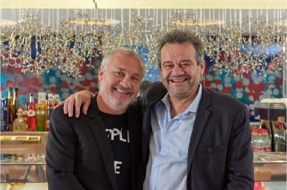 Damien-Hirst-and-Mark-Hix-FADmagazine