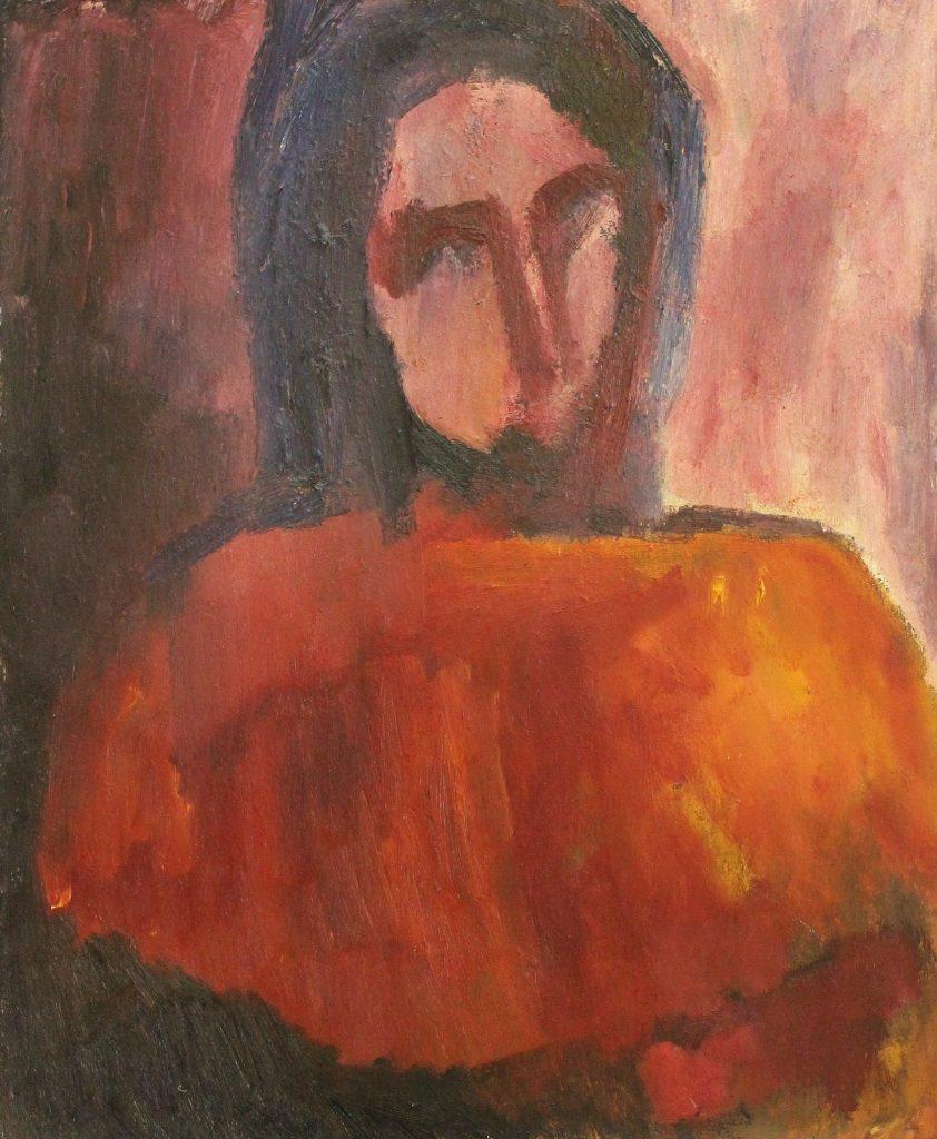 David Bomberg, Dinora, 1953