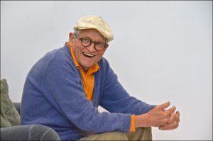 David Hockney, Los Angeles, 9th March 2016 © David Hockney Photo Credit: Jean-Pierre Gonçalves de Lima FAD magazine