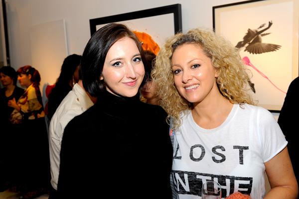 Debut Contemporary Executive Director Sophia Victoria & Anne Vinogradoff