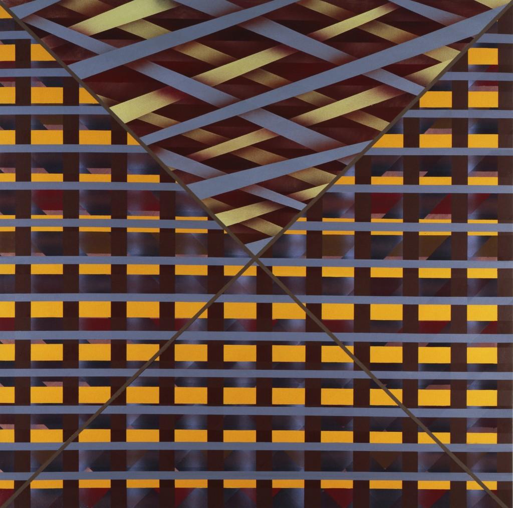 Diagonal Inset_1973_Print
