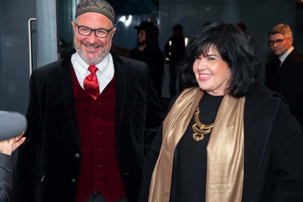 Yoel Benharrouche and Dorit Levinstein