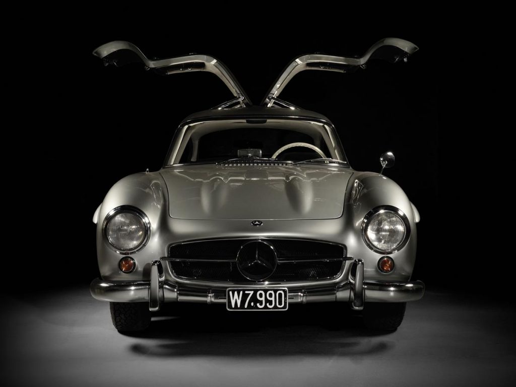 Thirteen Iconic Mercs On Offer In Dorotheums Classic Car Auction On